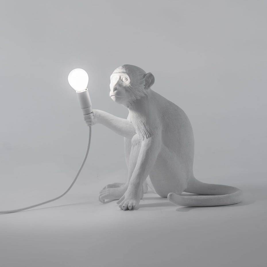 [02]  Seletti - Monkey Lamp